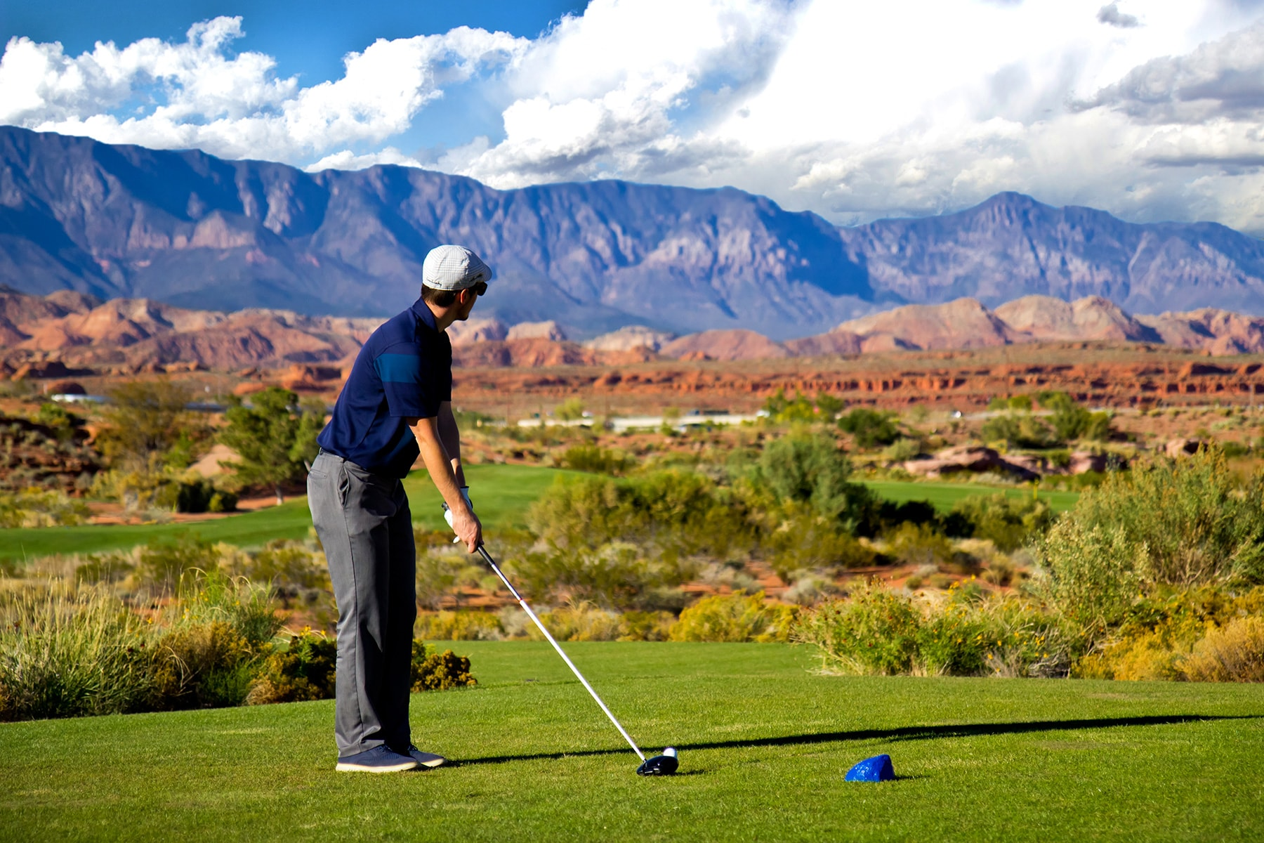 St George Utah Golf